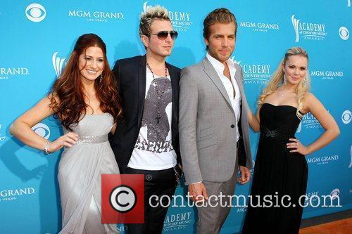Gloriana The 45th Annual Academy of Country Music...