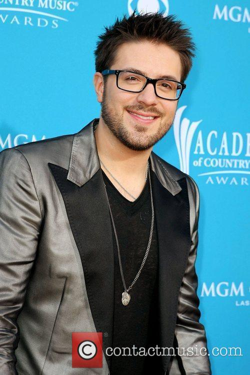 Danny Gokey The 45th Annual Academy of Country...