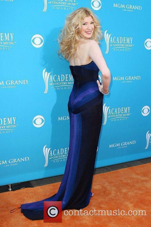 Emily West The 45th Annual Academy of Country...