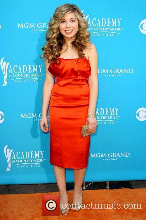 Jennette McCurdy The 45th Annual Academy of Country...