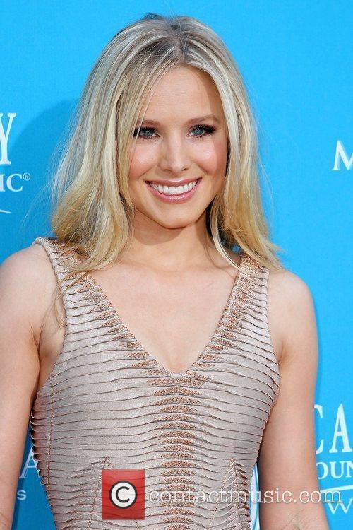 Kristen Bell The 45th Annual Academy of Country...