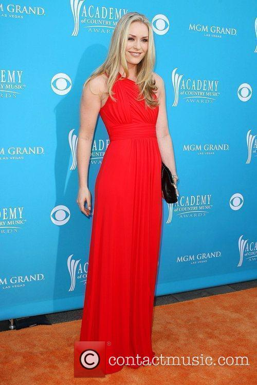 Lindsey Vonn The 45th Annual Academy of Country...