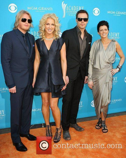 Little Big Town The 45th Annual Academy of...