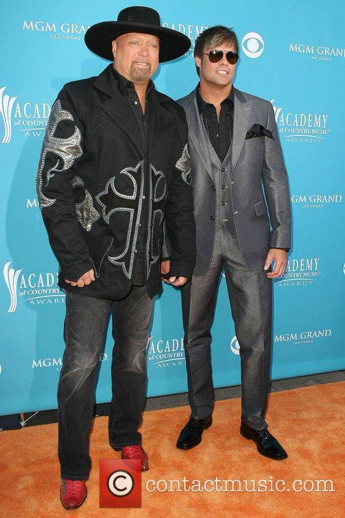 Montgomery Gentry at the ACM Awards