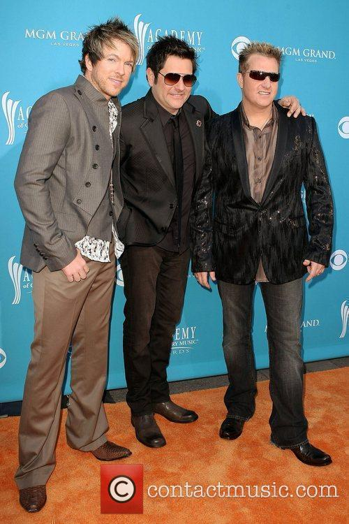 Rascal Flatts The 45th Annual Academy of Country...