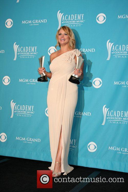 Miranda Lambert The 45th Annual Academy of Country...