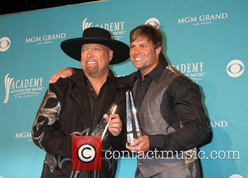 Montgomery Gentry The 45th Annual Academy of Country...
