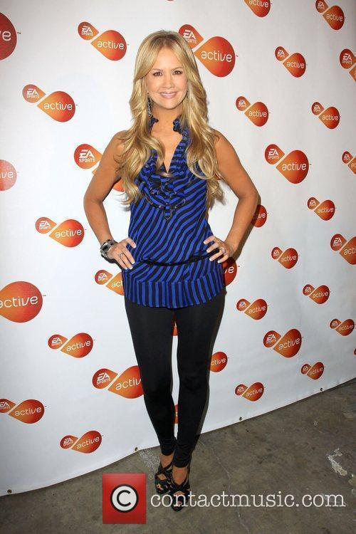 Nancy O'Dell Active For Life event and auction...