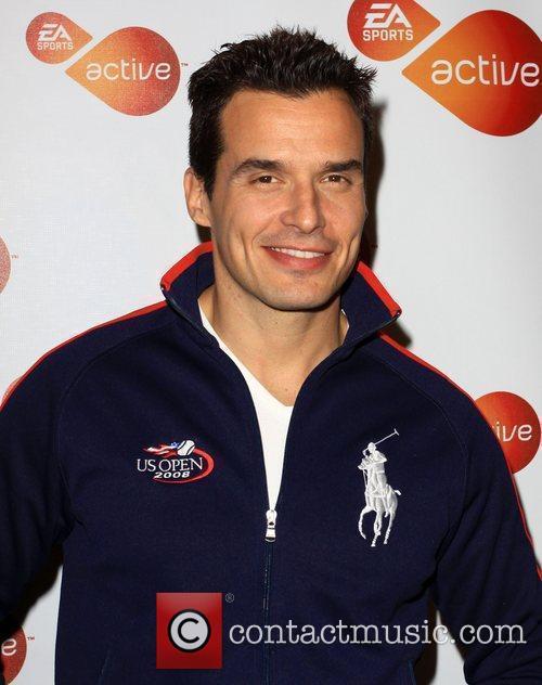Antonio Sabato Jr Active For Life event and...