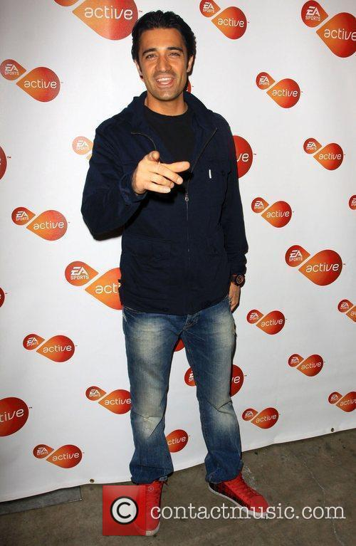 Gilles Marini Active For Life event and auction...