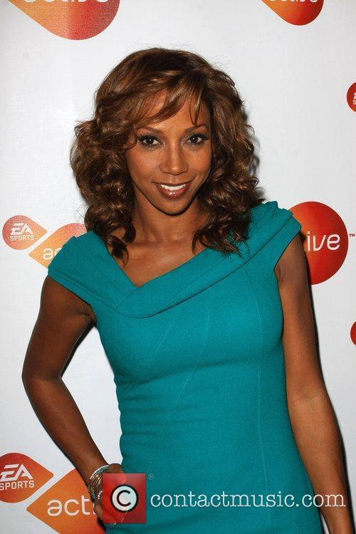 Holly Robinson Peete Active For Life event and...