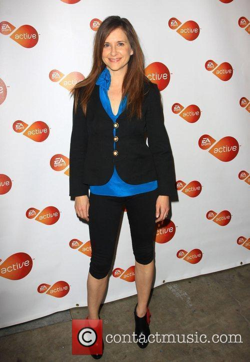 Kellie Martin Active For Life event and auction...