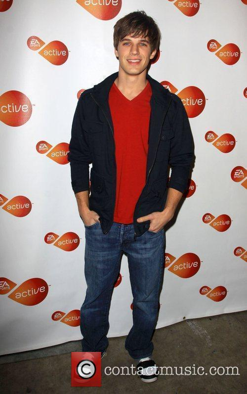 Matt Lanter Active For Life event and auction...