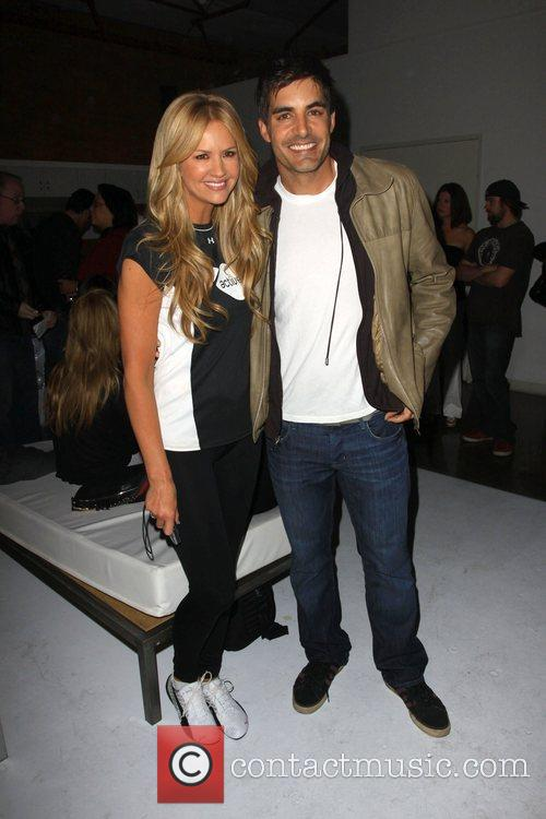 Nancy O'Dell and Galen Gering Active For Life...