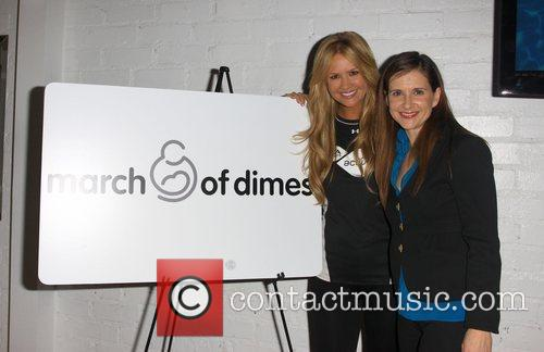 Nancy O'Dell and Kellie Martin Active For Life...