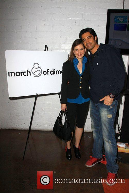 Kellie Martin and Gilles Marini Active For Life...