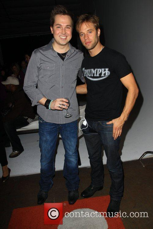 Sean Lashley and Shaun Sipos Active For Life...