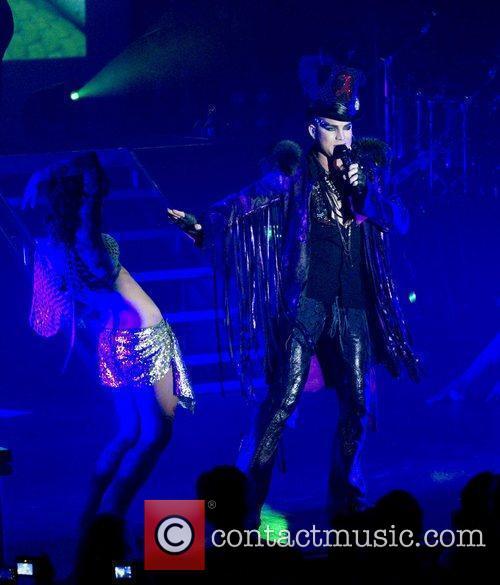 Adam Lambert 23