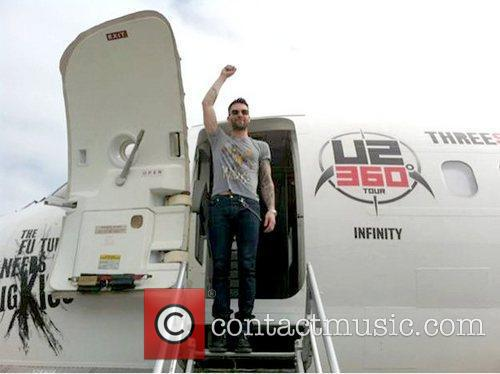 Adam Levine and U2