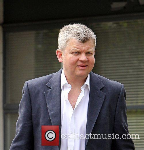 Adrian Chiles and Christine Bleakley 8