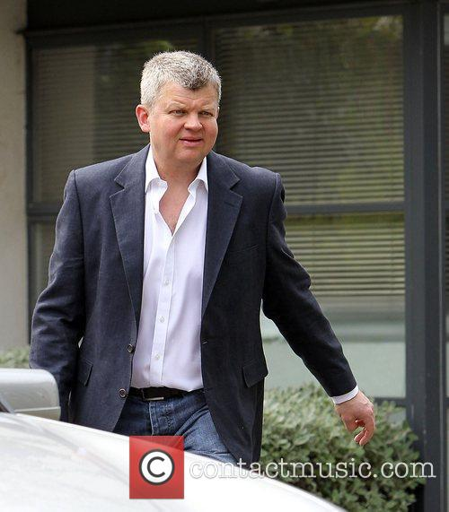 Adrian Chiles and Christine Bleakley 4