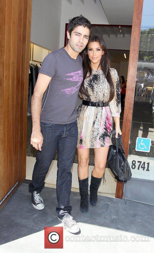 Kim Kardashian and Adrian Grenier 41
