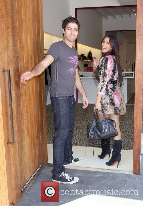 Kim Kardashian and Adrian Grenier 43
