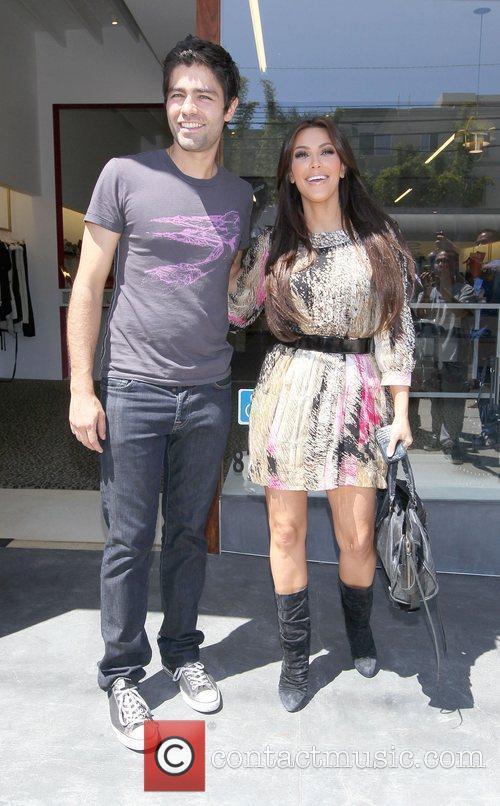 Kim Kardashian and Adrian Grenier 36