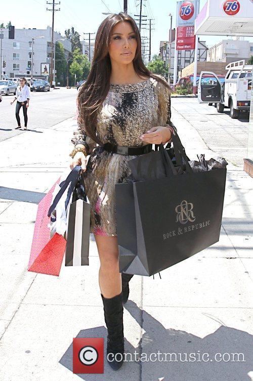 Kim Kardashian and Adrian Grenier 2