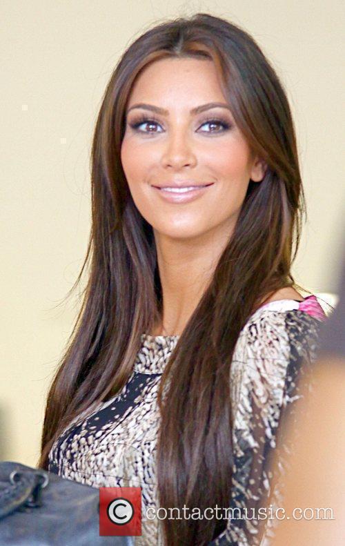 Kim Kardashian and Adrian Grenier 1