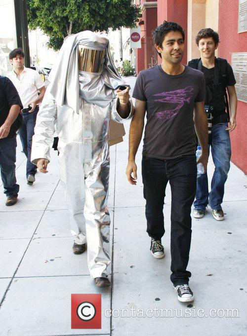 Adrian Grenier and Kim Kardashian 2
