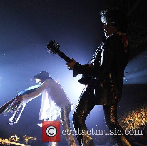 Joe Perry and Steven Tyler 13