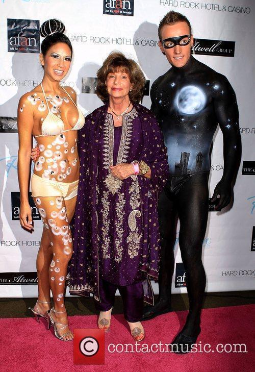 Congresswomen Shelley Berkley and guests AFAN's 24th Annual...