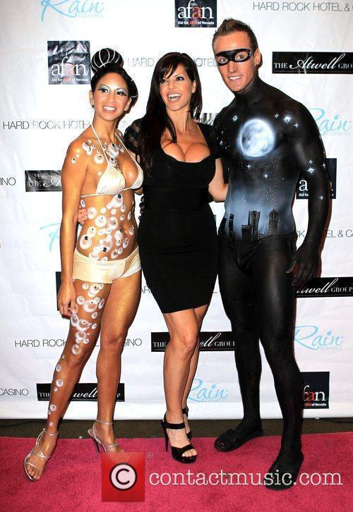 Marley Taylor and guests AFAN's 24th Annual Black...