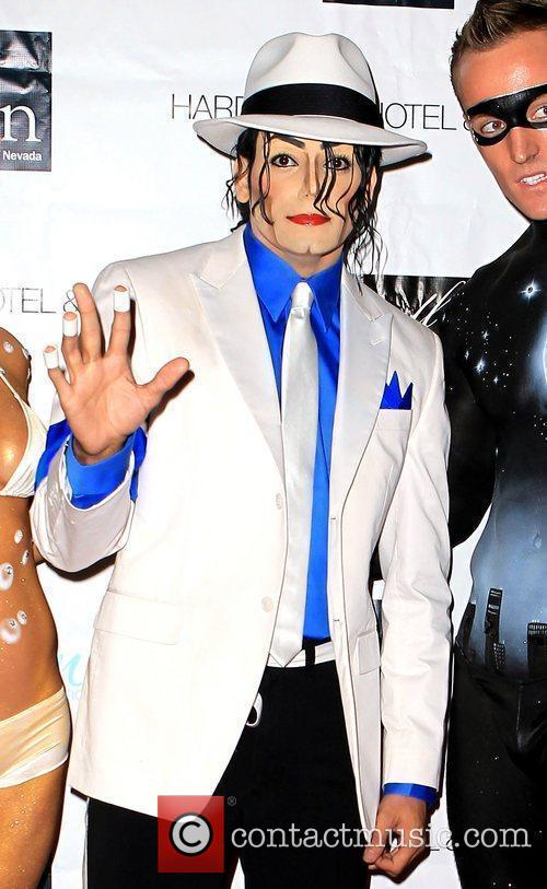 Michael Jackson Impersonator, Las Vegas and Michael Jackson 6