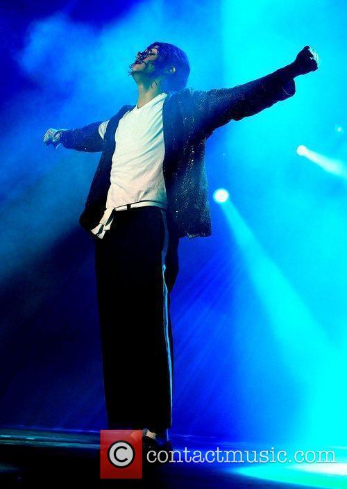 Michael Jackson impersonator, Las Vegas and Michael Jackson 14