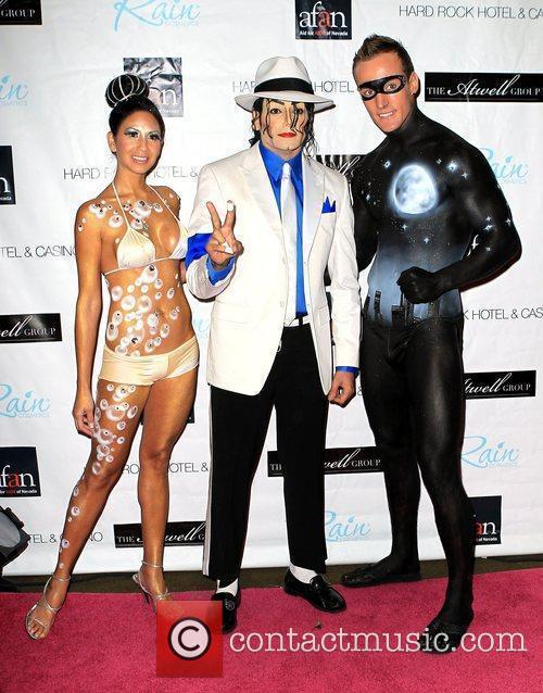 Michael Jackson Impersonator, Las Vegas and Michael Jackson 9