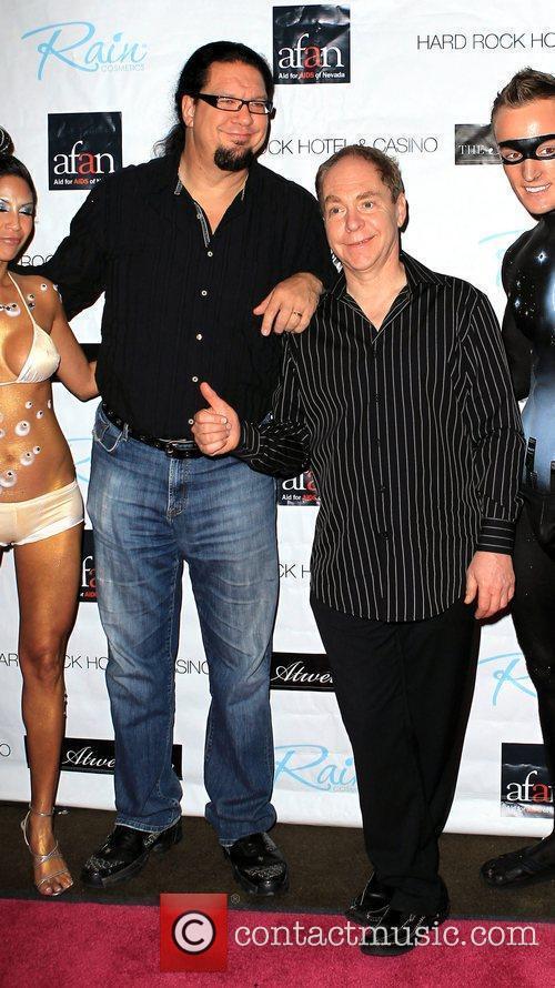 Penn Jillette, Teller of Penn & Teller and...