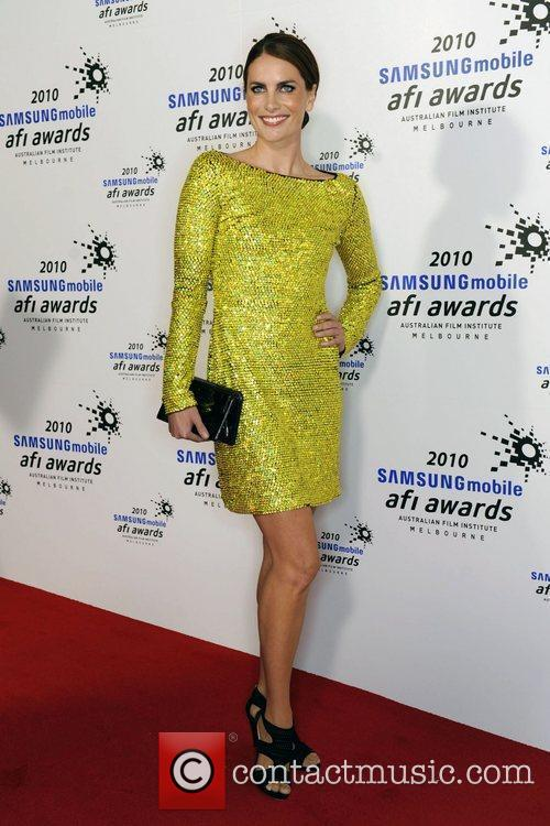 Jolene Anderson The 2010 Samsung Mobile AFI Awards...