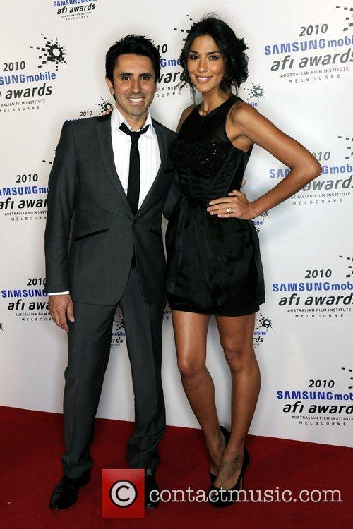 Frank Lotito and Pia Miller  The 2010...