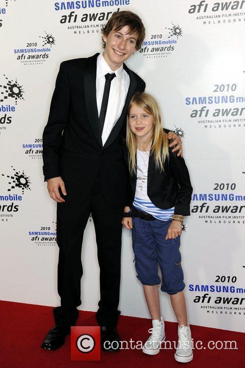 Morgana Davies and Corey McKernan  The 2010...