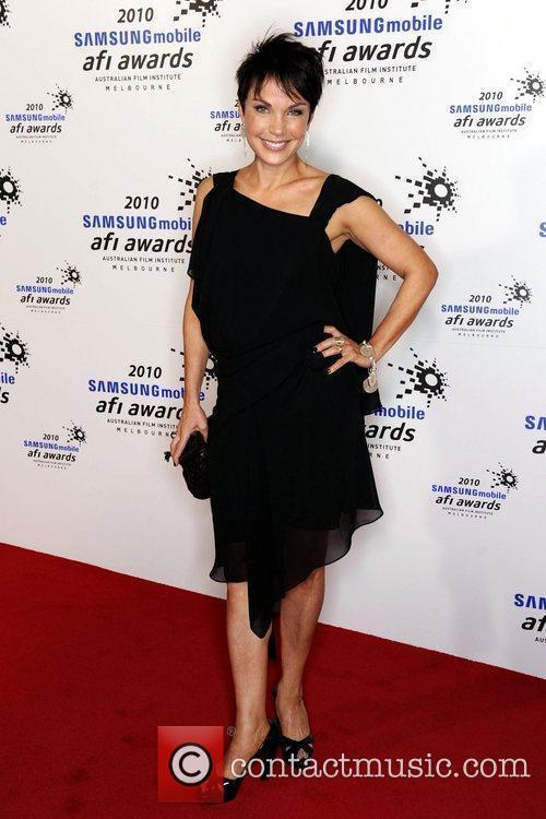 Sigrid Thornton The 2010 Samsung Mobile AFI Awards...