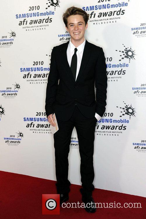 Harrison Gilbertson The 2010 Samsung Mobile AFI Awards...