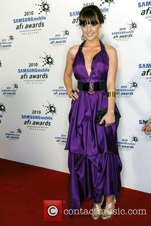 Jordy Lucas The 2010 Samsung Mobile AFI Awards...