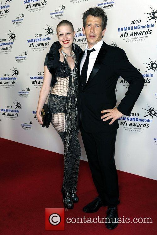 Ben Mendelsohn and Afi 3