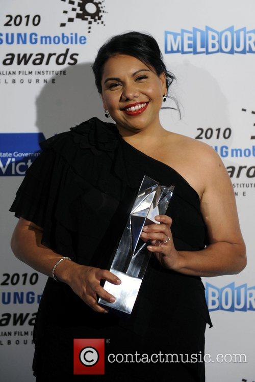 Deborah Mailman The 2010 Samsung Mobile AFI Awards...