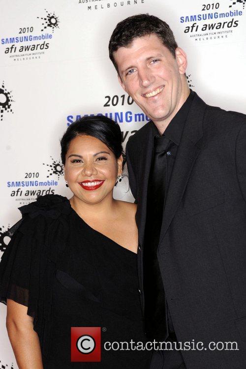 Deborah Mailman and Matthew Coonan The 2010 Samsung...