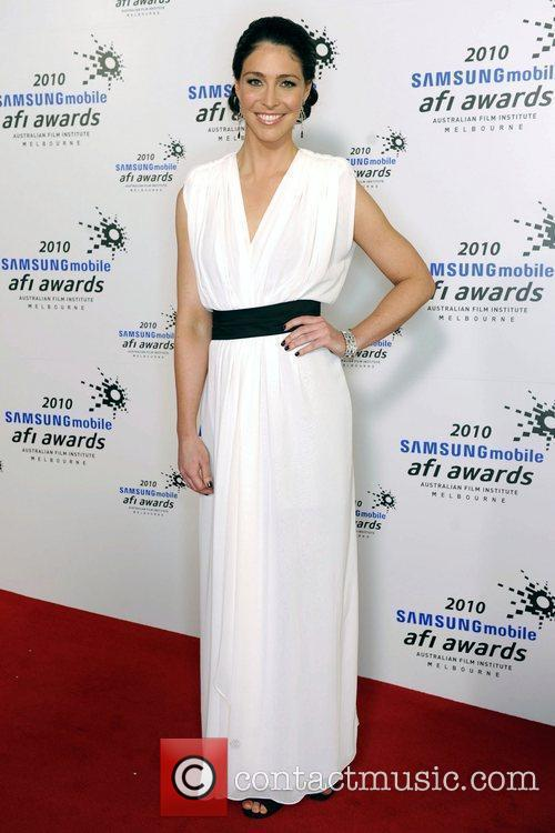 Giaan Rooney The 2010 Samsung Mobile AFI Awards...