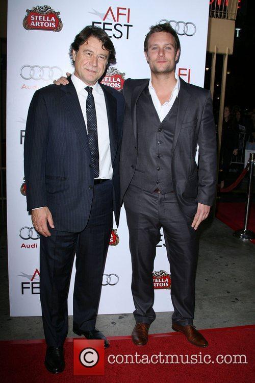 Producers Robert Lantos and Ari Lantos AFI Fest...