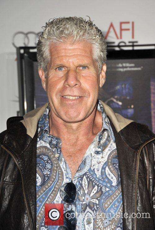 Ron Perlman and Afi 1